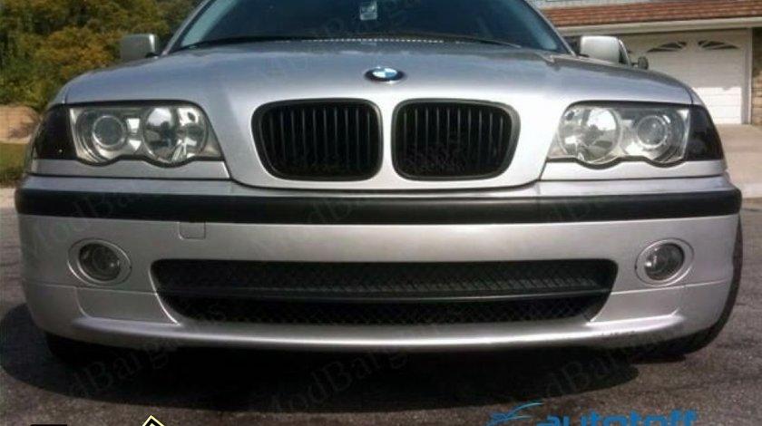 GRILE CAPOTA BMW E46 NEGRE