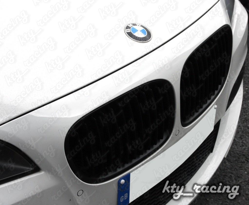 GRILE CAPOTA BMW F01 F02 SERIA 7 (2008-2013) NEGRU MAT