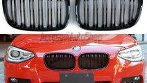 Grile capota BMW Seria 1 F20 F21 2011-2014 Finisaj...