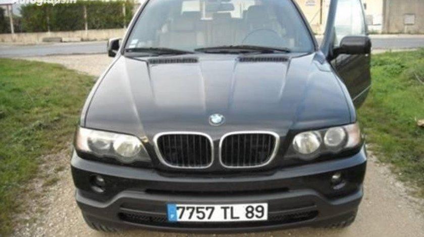 Grile capota BMW X5 E53