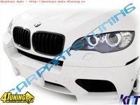 Grile centrale capota BMW X5 E70 negre
