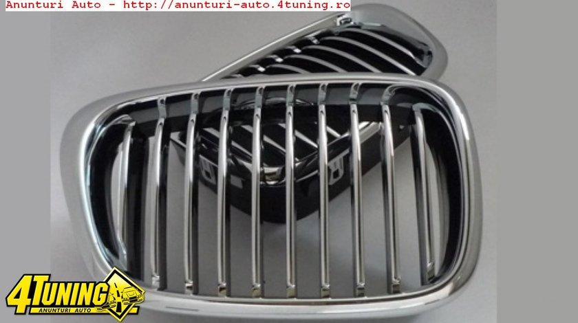 Grile crom M5 BMW seria 5 E39 1998 2003