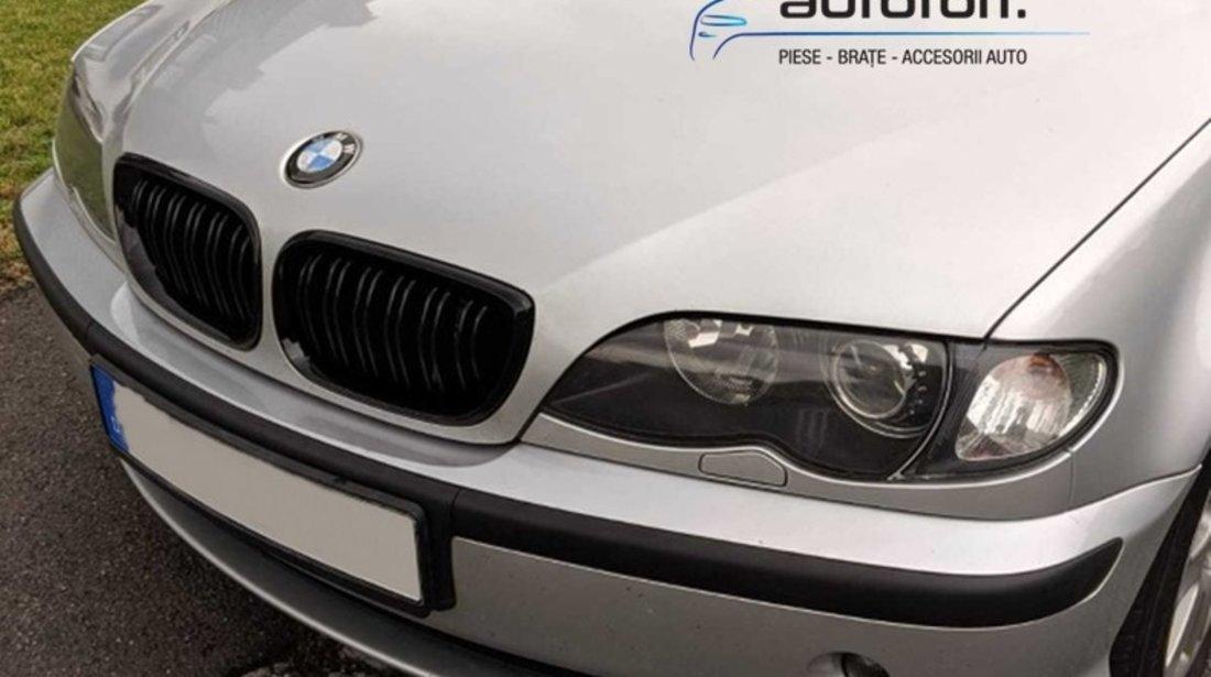 Grile duble BMW E46 Seria 3 Facelift (01-04) M3 Design