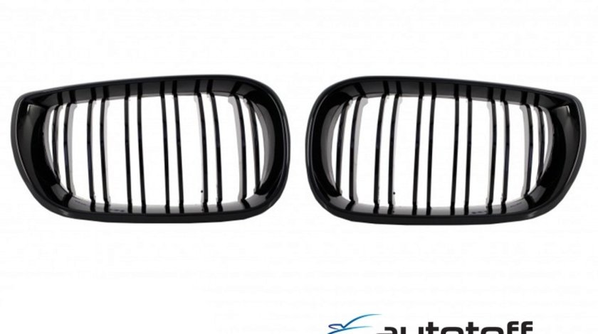Grile duble BMW E46 Seria 3 Facelift (01-04) model M3