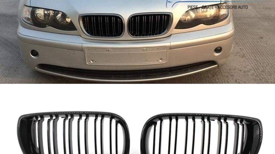 Grile duble BMW E46 Seria 3 Facelift (01-04) model M3