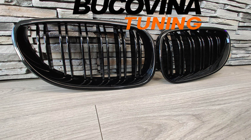 GRILE DUBLE BMW E60 M5 (03-10)