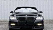GRILE DUBLE BMW F01 F02 SERIA 7 (2008-2013) NEGRE ...