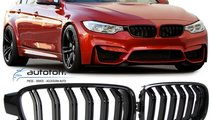 Grile duble BMW F30 F31 Seria 3 (11-18) NEW M3 Des...