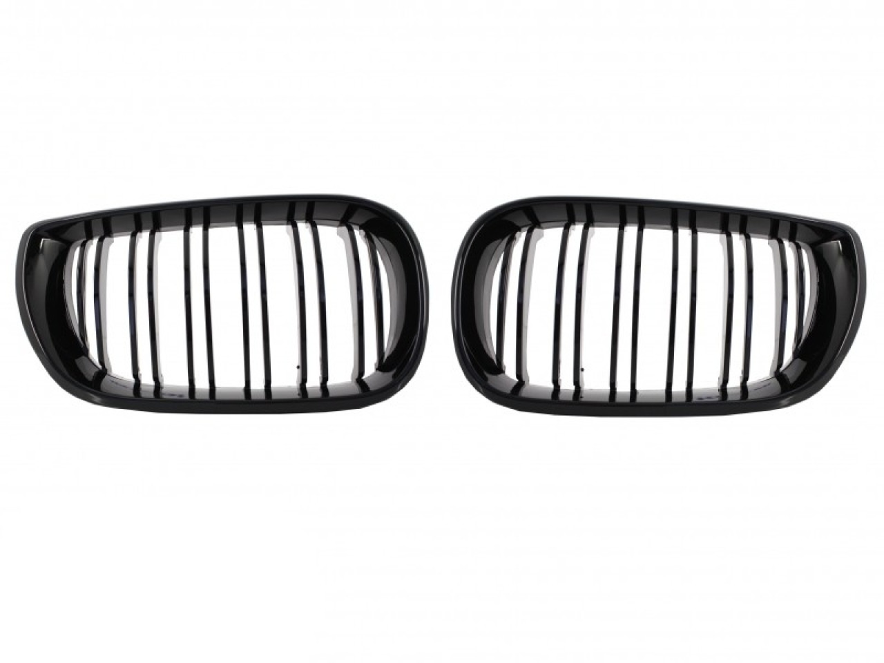 Grile Duble BMW Seria 3 E46 (01-05) M Design