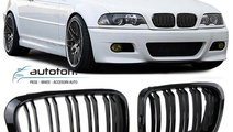 Grile duble BMW Seria 3 E46 (90-01) M3 Design