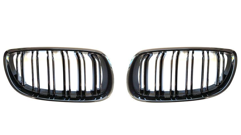Grile duble BMW Seria 3 E92/E93 Coupe/Cabrio (06-10) M Design