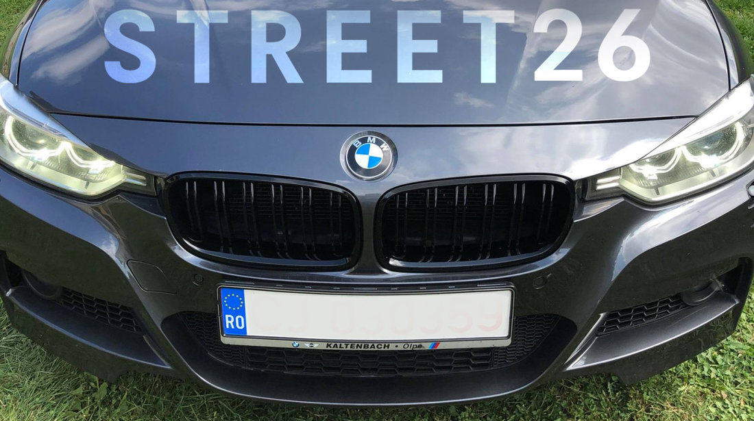 Grile duble BMW Seria 3 F30 / F31