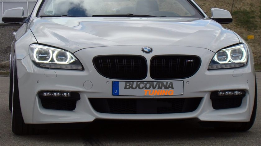 Grile Duble BMW Seria 6 F06/ F12/ F13 (Dupa-2012)