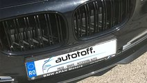 Grile duble BMW Seria 7 F01 (08-15) M7 Design