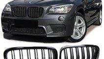 Grile duble BMW X1 E84 (09-14) M Design