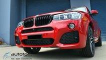 Grile duble BMW X3 F25 Facelift (15-17) M Design