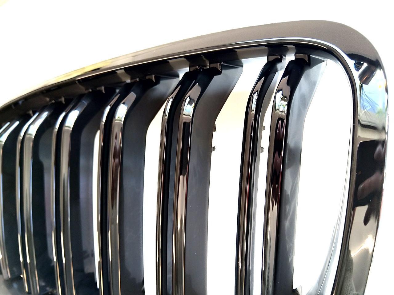 Grile Duble BMW X5 E70 (07-13)