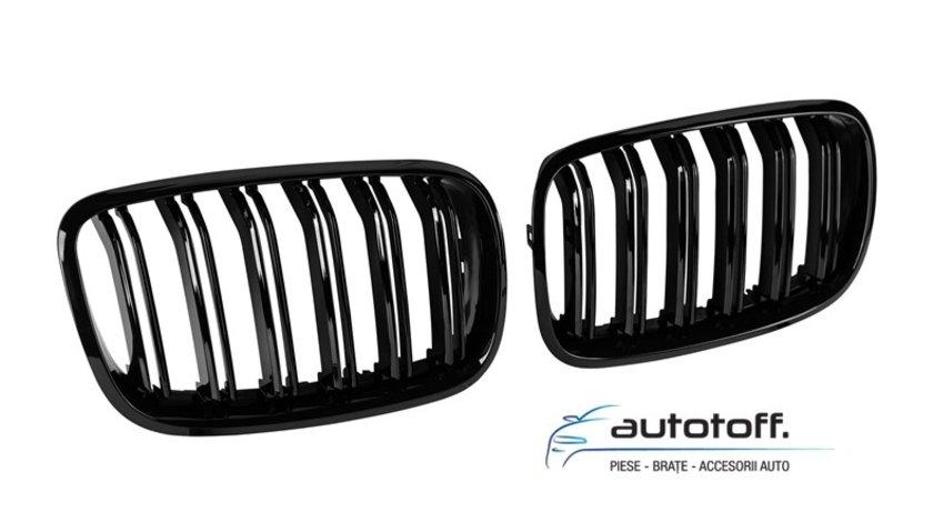 Grile duble BMW X5 E70 X6 E71 (07-12) M Design