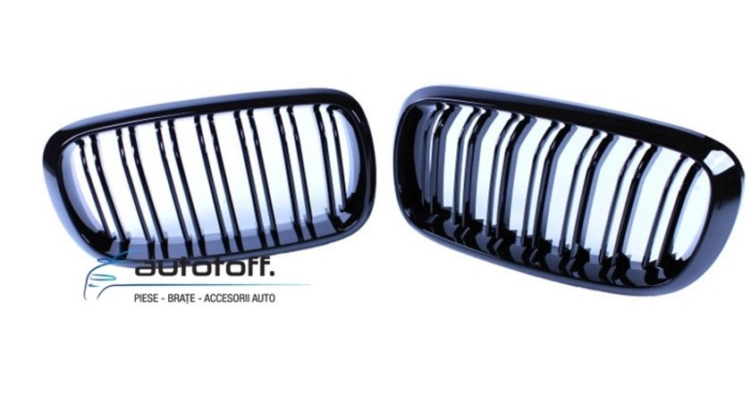 Grile duble BMW X5 F15 X6 F16 (13-18) M Design