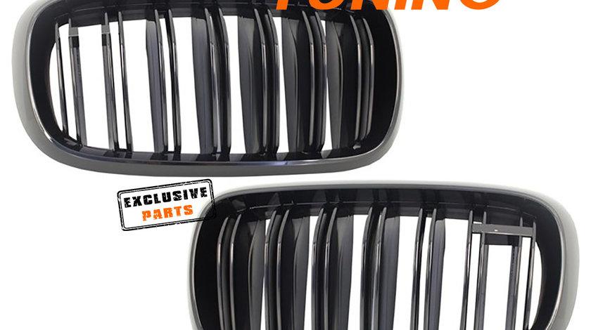 Grile Duble BMW X6 F16 (Dupa-2015) M Design