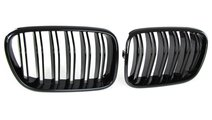 Grile duble negru lucios BMW x3 F25 an 2010-2014