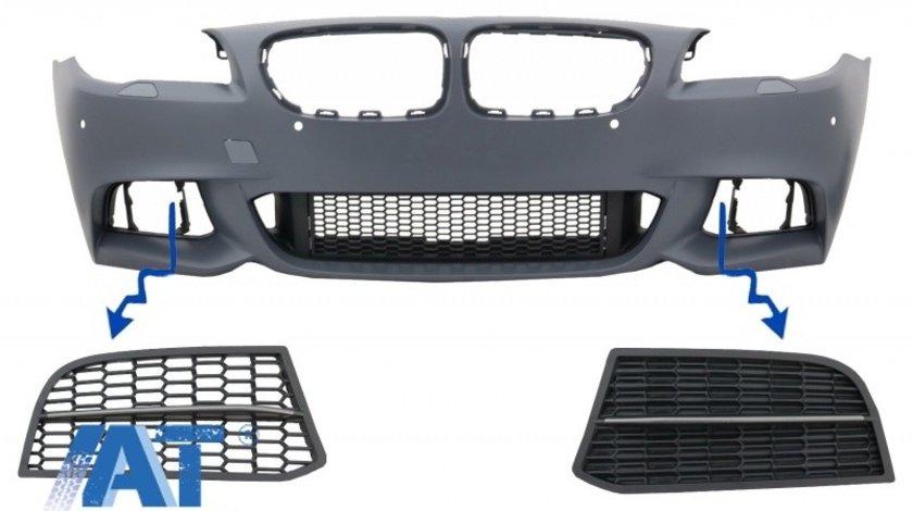 Grile Laterale compatibil cu BMW Seria 5 F10 F11 NON LCI/LCI Sedan Touring (2010-2017) M-Performance M550 Design