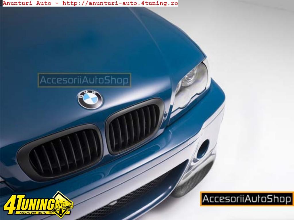 Grile Negre BMW E46 Coupe Nonfacelift