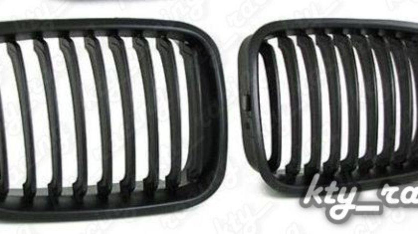 Grile negre BMW E46 non-facelift