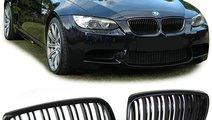 GRILE NEGRE BMW E92 E93 SERIA 3 Coupe Cabrio M3 FA...