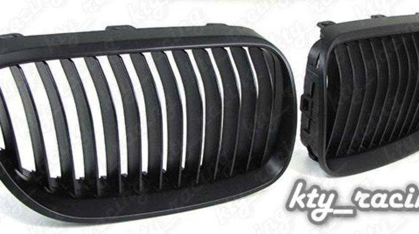 Grile Negre BMW E93 Cabrio LCI