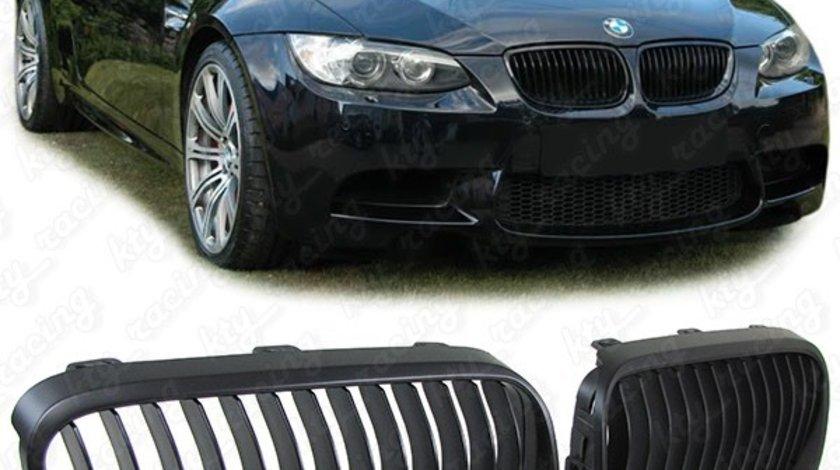 Grile Negre BMW E93 M3 LCI 2010-2013 Facelift