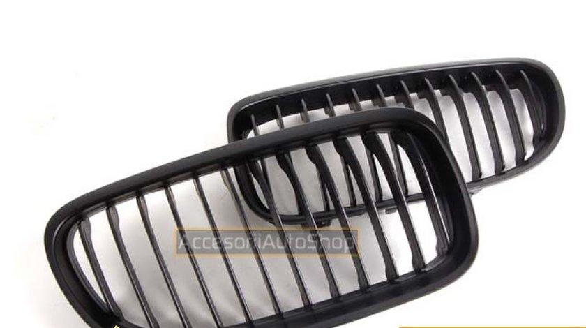 Grile Negre Bmw Seria 3 E90 Facelift