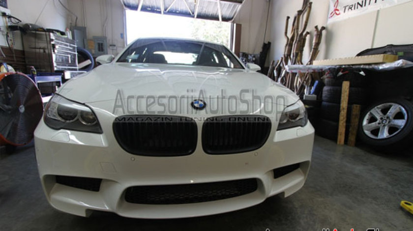 Grile Negre BMW Seria 5 F10 F11 Limo Touring