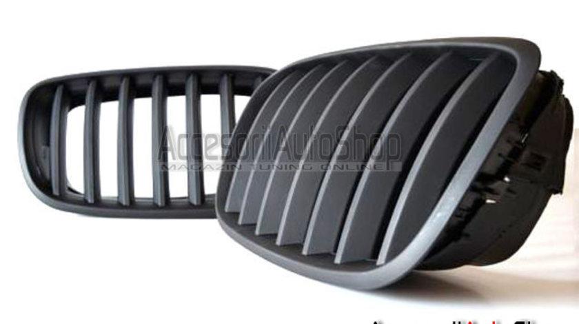 Grile Negre Bmw X6 E71