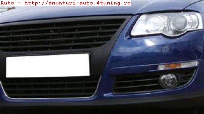 GRILE NEGRE SAU FULL CROM PT VW PASSAT 3C