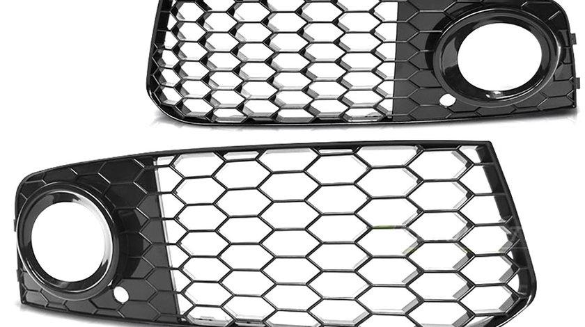 Grile proiectoare Audi A4 B8 8K (08-12) RS Design
