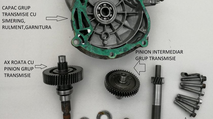 Grup transmisie Complet Piaggio Liberty 125 4T Original