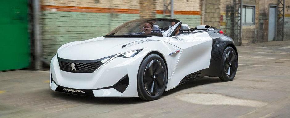 Grupul PSA Peugeot-Citroen se aliaza cu asiaticii de la Dongfeng pentru dezvoltarea mai multor masini electrice