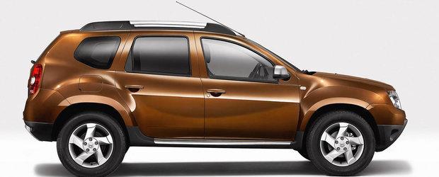 Grupul Renault confirma un Concept si noul Duster pentru Frankfurt