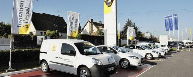 Grupul Renault sustine lupta impotriva contrafacerii