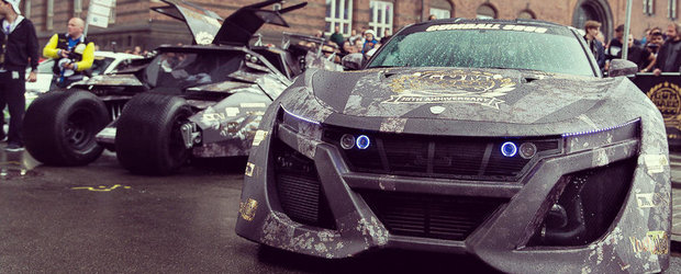 Gumball 3000 2013 - Imagini VIDEO de la start!
