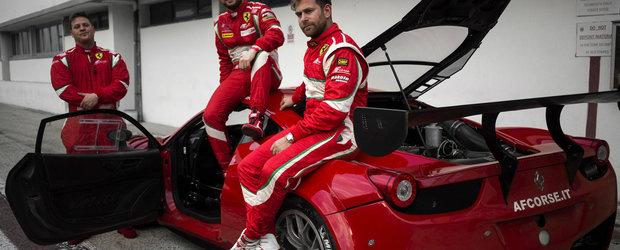 Gumball 3000: Vedeta din 300:Rise of an Empire vine la Bucuresti cu Josh Cartu intr-un Ferrari F12 TDF