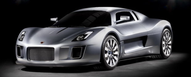 Gumpert Tornante revine in lumina reflectoarelor!