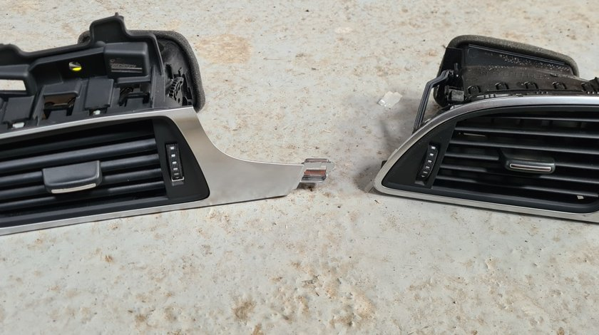 Guri Grile ventilatie bord Audi A6 4G C7 2012 2013 2014 2015 2016
