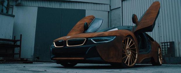 "Gusturile nu se discuta, dar BMW-ul asta i8 ""ruginit"" nu este deloc o alegere buna"