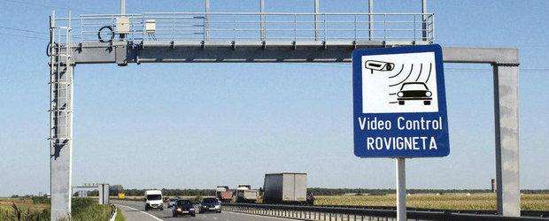 Guvernul scumpeste rovinietele pentru vehiculele cu masa mai mare de 3.5 tone