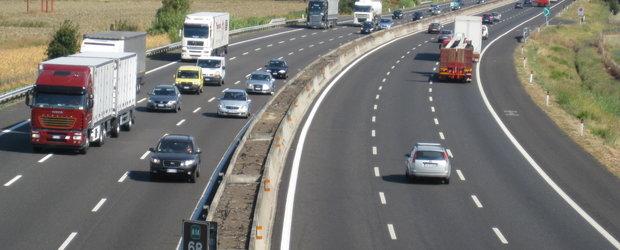 Guvernul se pregateste sa ne ia inca o taxa pe autostrada