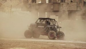 Gymkhana, varianta off-road