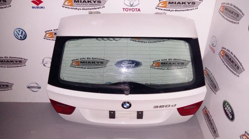 Haion BMW E91 facelift-