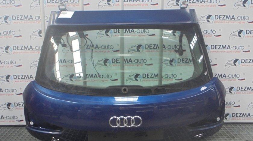 Haion cu luneta, Audi A1 (8X1)
